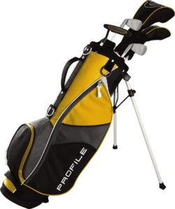 Sturdy Junior Golf Bag Complete Set