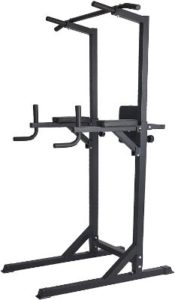 Multifunction & Heavy Duty Free Standing Pull Up Bar