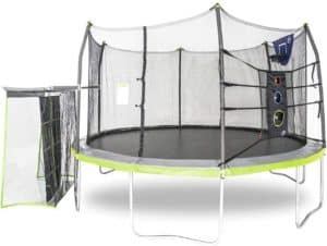 Large Trampoline With Game Combo