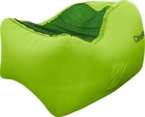 Lightweight & Compact Inflatable Lounger Set