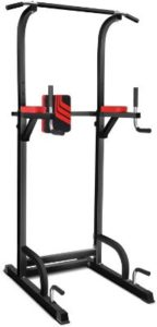 Multifunction Adjustable Height Freestanding Pull Up Bar