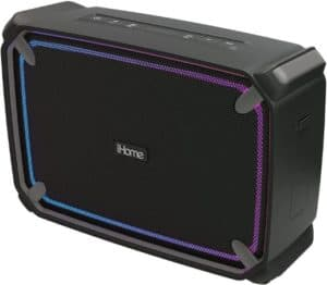Weather Resistant Bluetooth Speaker With Lighting & USB Charging Port
