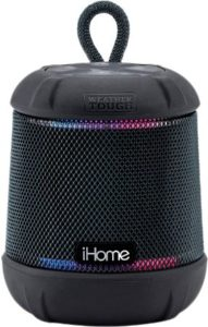 #7. Portable Waterproof Bluetooth Speaker With Color Changing