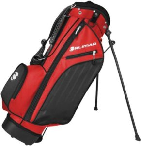 Junior Golf Bag With Sturdy Stand