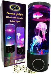 Wireless LED Color Changing Jellyfish Speaker