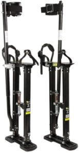 Strap N Stride Drywall Stilts With Adjustable Height
