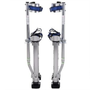 Aluminum Drywall Stilts With Adjustable Height