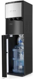 Bottom Loading Water Dispenser With 3 Temperature Spouts