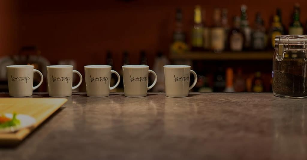 Self Stirring Mugs