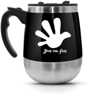 Stainless Steel Auto Mixing Mug
